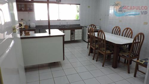 residencia frente praça - ótima regão - ca0135