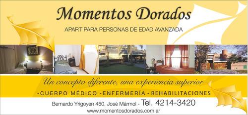 residencia geriátrica y rehabilitación momentos dorados