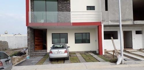 residencia nueva en venta ó renta en fracc. valle imperial