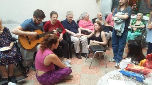 residencia para mayores - geriátrico -