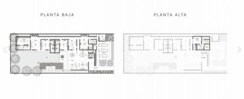 residencia pemium de una planta, arbõrea modelo c lote 308