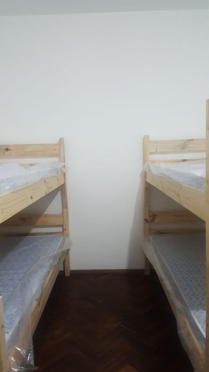 residencia, pension, habitaciones compartidas