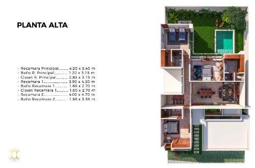residencia privada astoria temozón norte l17 gran lujo.