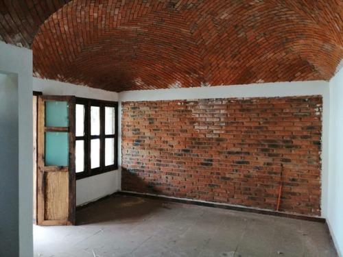 residencia tipo hacienda y acabados vintage