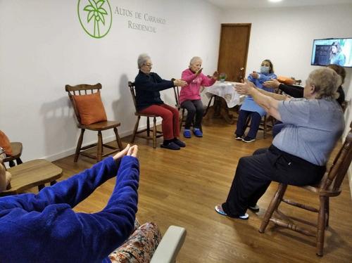 residencial. adulto mayor. ancianos. últimos lugares