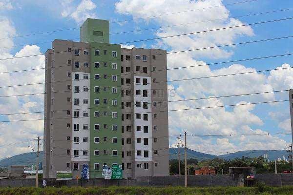 residencial ágata | apto 50 m²  2 dorms  1 vaga | 6827 - a6827