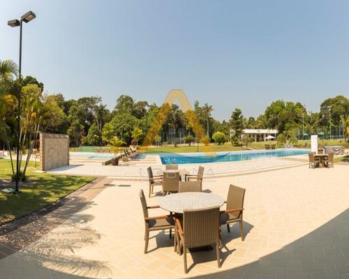 residencial alphaville manaus 1, lotes de 520 m² a venda, localizado na rua bulgaria, ponta negra, manaus. - te00116 - 31989886
