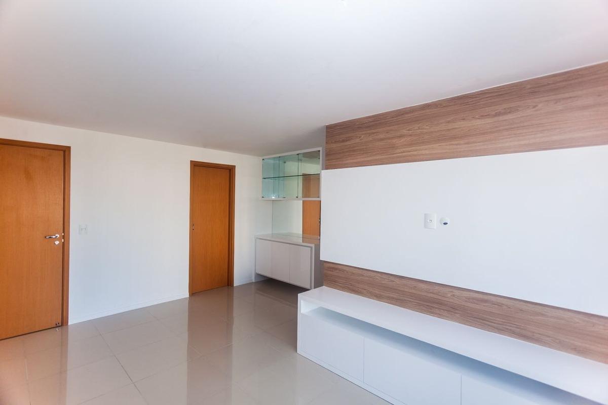 residencial bacara lagoa nova apart novo *decorado 101m²