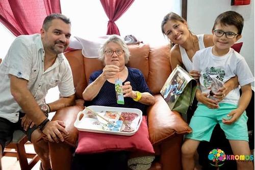 residencial ,casa de salud adulto mayor, cuidado a 3era edad