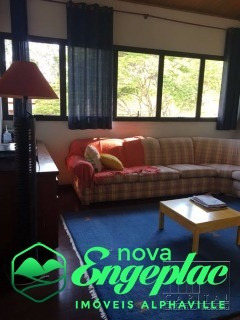 residencial cinco  - aceita permuta em alphaville 394m2 - ca00871 - 4880738