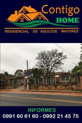 residencial de ancianos paraguay contigo home,residencial