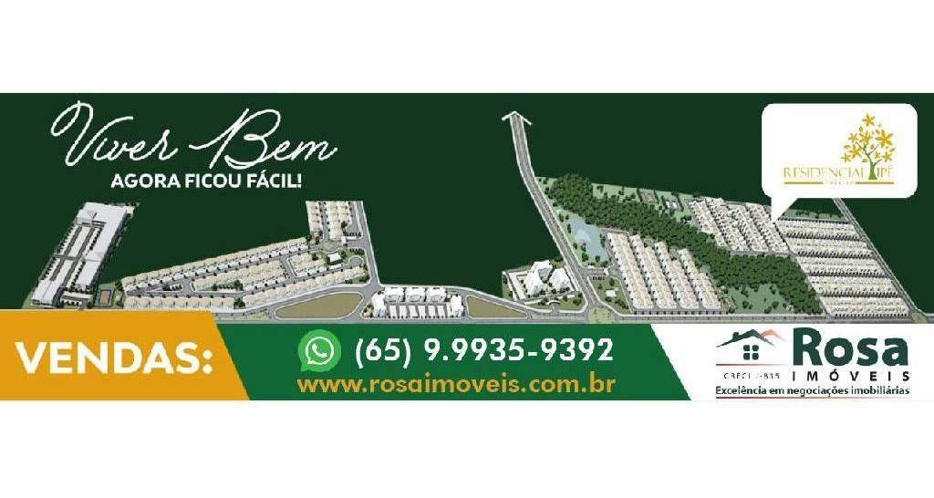 residencial de casas ao lado do clube da caixa - 22938
