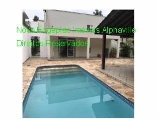 residencial dois - aluguel e venda casa res 2 alphaville - ca00760 - 4513892