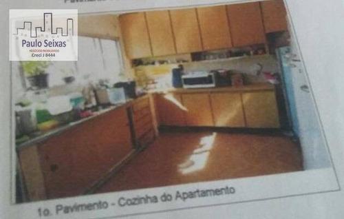 residencial e comercial em funcionamento - ca0063