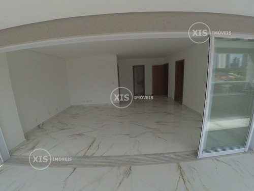 residencial gran bueno - setor bueno - apartamento novo