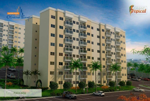 residencial grand tropical - ap0238