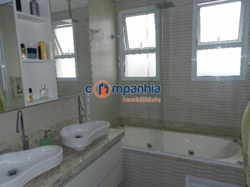 residencial ideale, no coração da vila adyana - apartamento alto padrão a venda no bairro vila adyana - são josé dos campos, sp - 1963