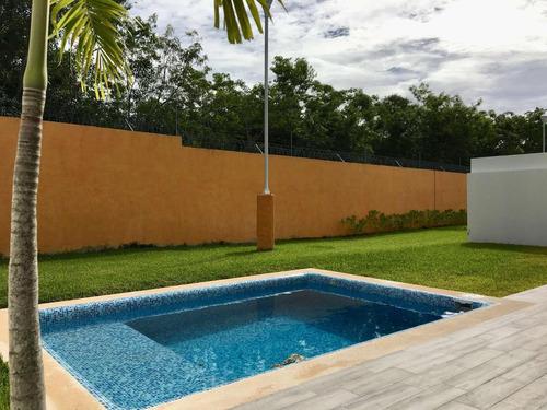residencial lagos del sol para estrenar frente a erea verde
