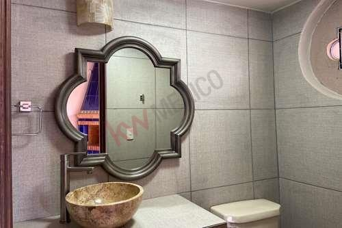 residencial miraflores: casa en condominio 3 amplias recamaras con 3 1/2 baños
