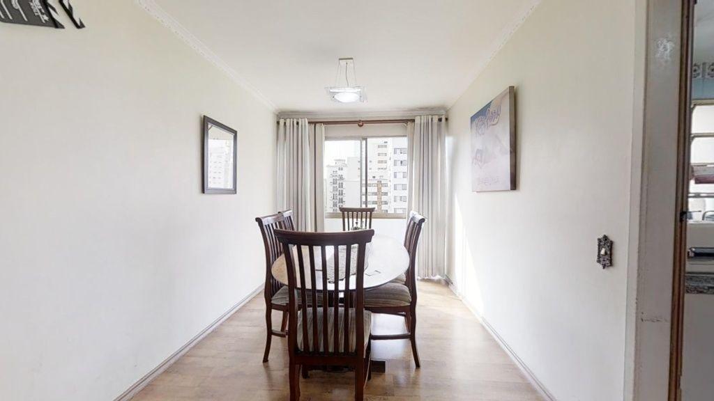 residencial na alameda itu, próximo a av. paulista, ótima opção para morar - sf28256