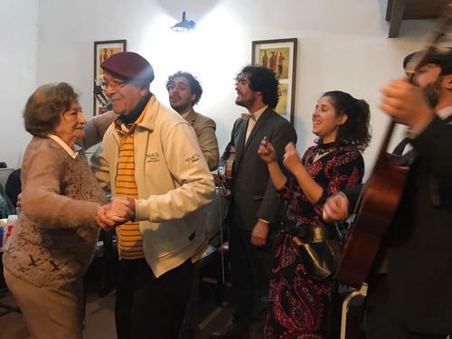 residencial para ancianos, adultos mayores los nonos