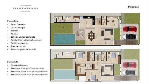 residencial piedra verde - modelo 3
