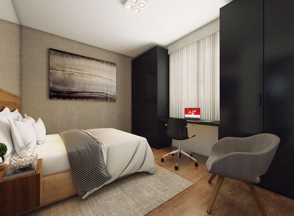 residencial pitangueiras, 2 dorms - santa rosa - suzano