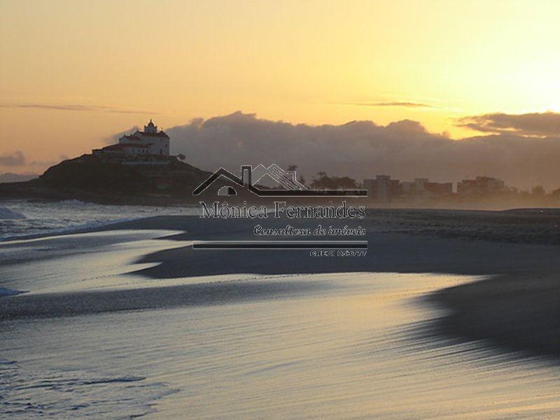 residencial ponta da areia com vista para a praia ( itaúna)
