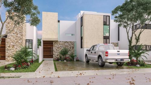 residencial privada los olivos modelo 140
