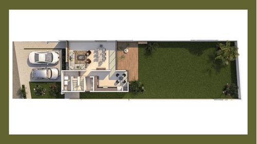 residencial privada olivos modelo 180