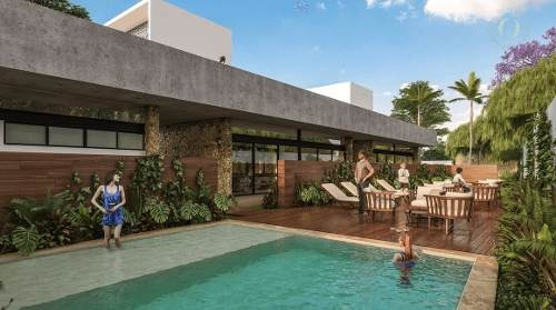 residencial privada olivos modelo 183