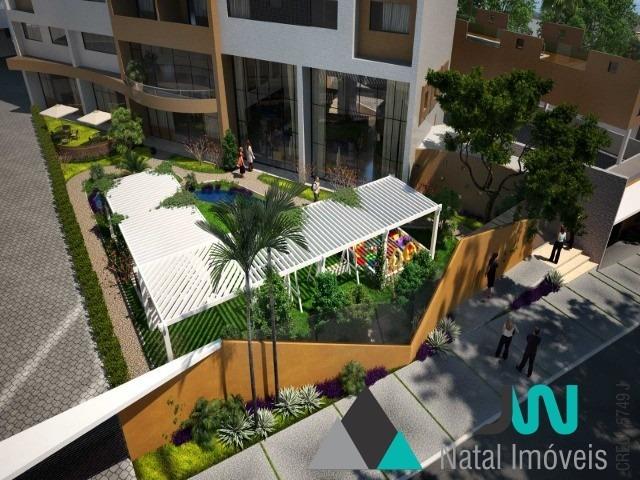 residencial sebastiano ricci - venda de apartamento em candelária, com 3 suítes e 130m² - ap00180 - 33728426