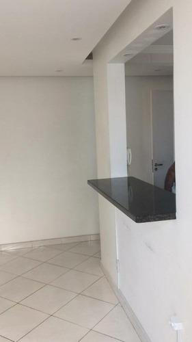 residencial spazio santa isabel - ap0999