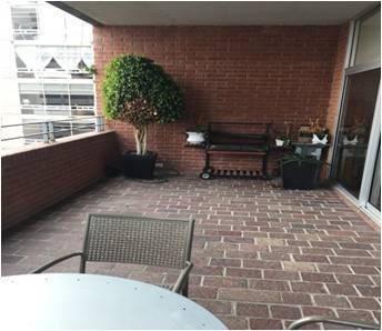 residencial tamarindos c/ terraza propia