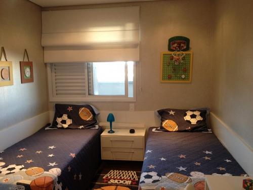 residencial tietê 02 dorms 01 suite 02 vg pronto para morar - 635