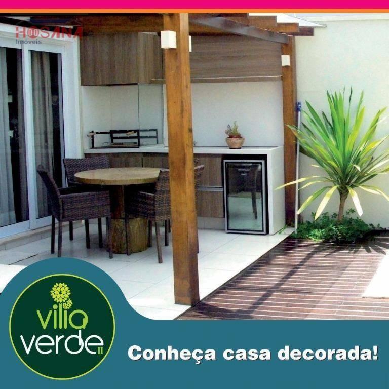 residencial villa verde ii - desfrute de lazer completo em condomínio fechado - te0222