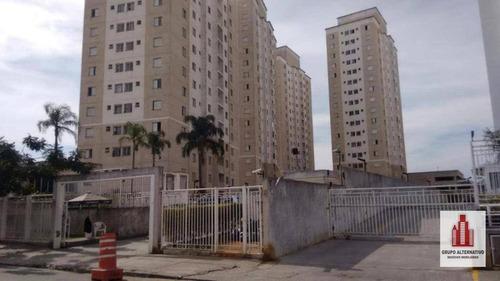 residencial vivace park tatuapé - ap0947