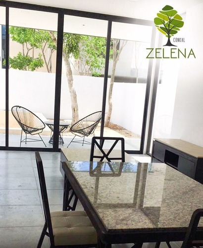 residencial zelena, casa al norte de mérida