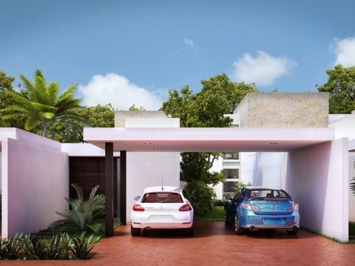 residencias en la privada campocielo modelo confort 3 rec. preventa