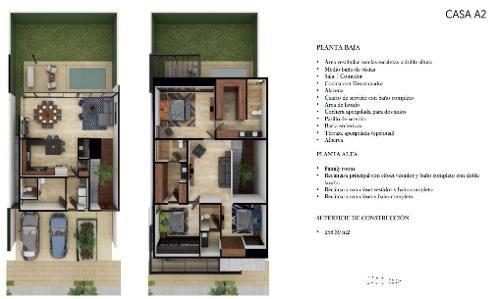 residencias en privada návita