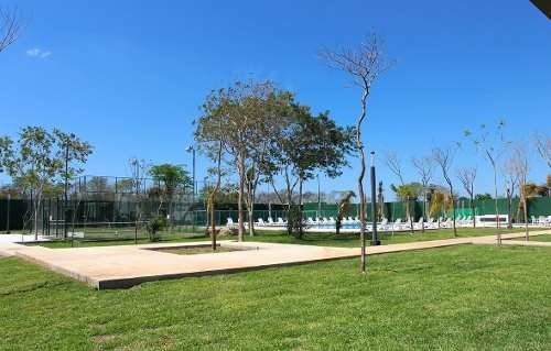 residencias en privada parque natura cholul