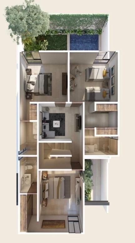 residencias en venta en privada anona