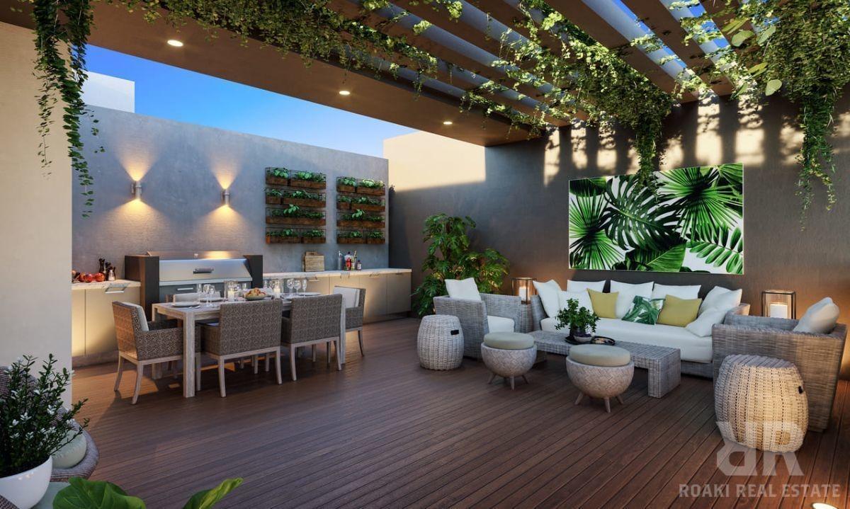 residencias garden life - apartamento de 85 metros - tipo a y d