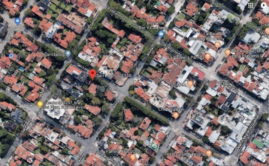 residencias san lorenzo