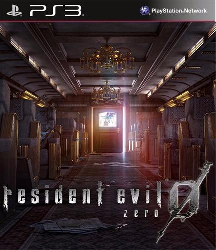 resident evil 0 hd remaster pre-order edition ps3 digital