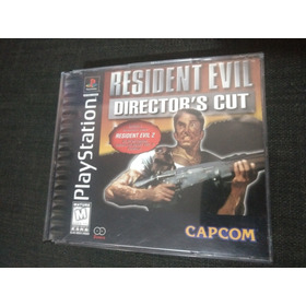 Resident Evil 1 Y 2 Ps1 Americano
