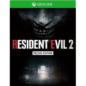 Resident Evil 2 Deluxe / Xbox One / N0 Codigo / Modo Local