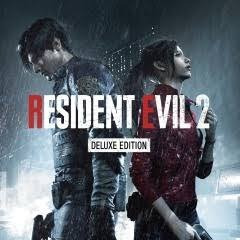 resident evil 2 deluxe