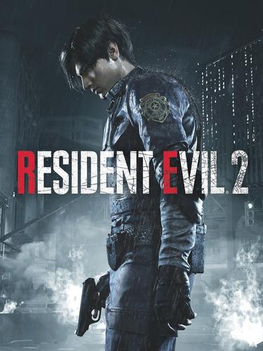 resident evil 2 deluxe edition 2019 - pc digital