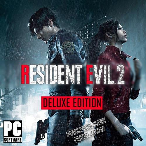 resident evil 2 deluxe edition pc español digital